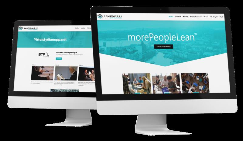 WordPress-kotisivut yrityksellesi nopeasti